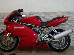 Ducati Supersport Ss 800