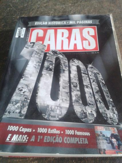 Caras Edição 1000 -- Histórica 1000 Capas -- Frete Grátis