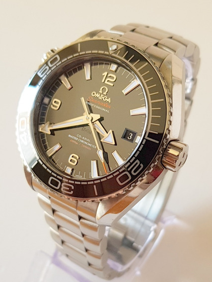 Omega Seamaster Planet Ocean Co-axial 8900 43,5mm Ano 2018