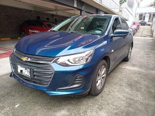 Imagen 1 de 14 de Chevrolet Onix Lt Std 2021