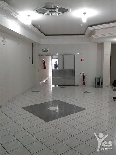Imagem 1 de 7 de Ref.: 8071 - Salão Comercial, 380 M², Centro, Santo André - 8071