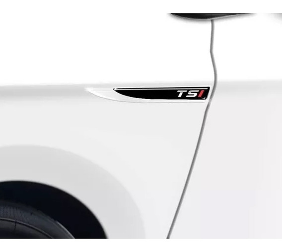 Acessórios Emblema Lateral Vw Tsi Golf Up Polo Virtus Jetta