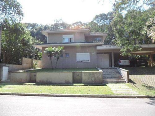 Imagem 1 de 30 de Casa Com 4 Dormitórios À Venda, 320 M² Por R$ 1.580.000,00 - Granja Viana - Jandira/sp - Ca2201