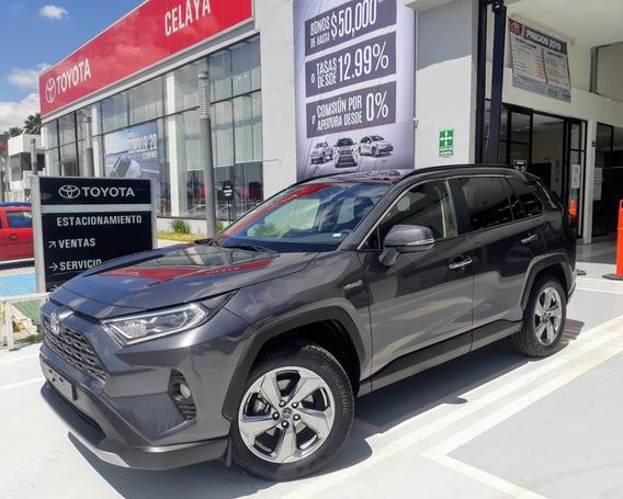 Toyota Rav4 2.5 Limited Hibrid 4wd At 2019