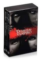 Livro Box - Diários Do Vampiro L. J. Smith