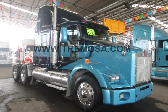 Tractocamion Kenworth T660 2010 100% Mex. #2995