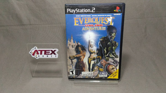 Everquest Adventures Online Para Playstation 2
