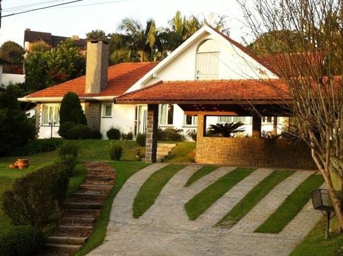 Imagem 1 de 26 de Condomínio Euroville Casa Com 3 Dormitórios À Venda, 400 M² Por R$ 1.760.000 - Residencial Euroville - Carapicuíba/sp - Ca0675