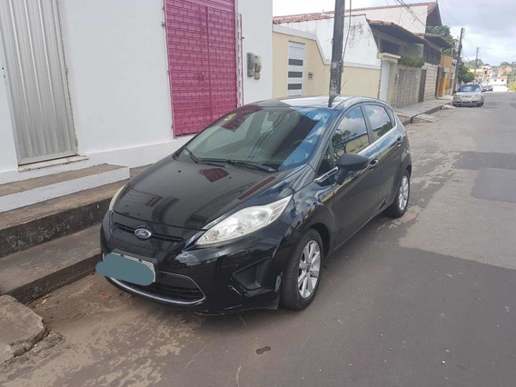 Ford Fiesta 1.6 16v Se Flex 5p 2012