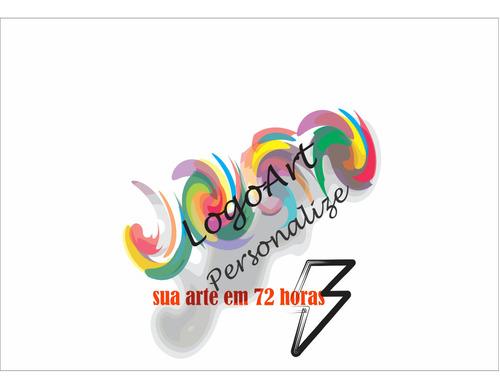Imagem 1 de 3 de Vetorizaçao Redesenho De  Logo Imagens Arte Final Sergrafia