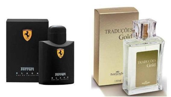 Kit Com 2 Perfume Hinode Na Promocao