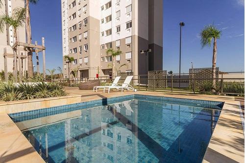Imagem 1 de 15 de Apartamento - Humaita - Ref: 393951 - V-pj3661