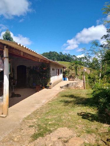 Imagem 1 de 8 de Chácara, Próximo A Represa Do Aterrado Em Salesópolis.