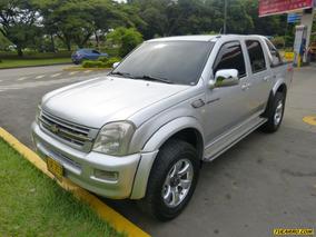 Chevrolet Luv D-max Mt 3000cc 4x4 Diesel