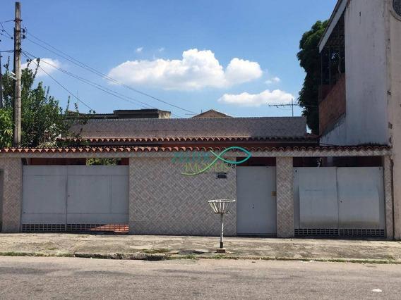 R$ 580 Mil - Duas Casas Pelo Preço De Uma - Terreno De 300 M² - Ótima Localização Em Irajá - Próximo À Gata De Irajá - Frente De Rua - Ca0344
