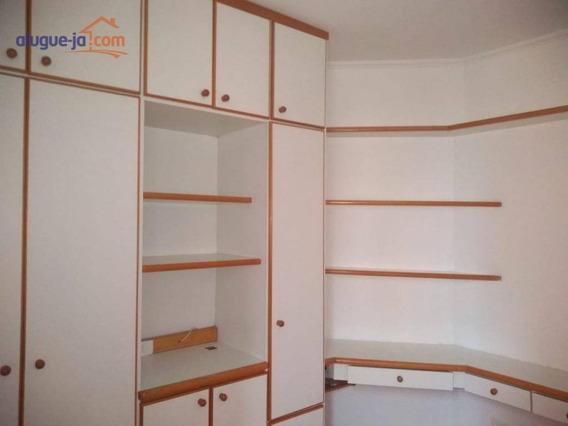 Apartamento Com 3 Dormitórios Para Alugar, 90 M² Por R$ 1.700/mês - Jardim Aquarius - São José Dos Campos/sp - Ap8375