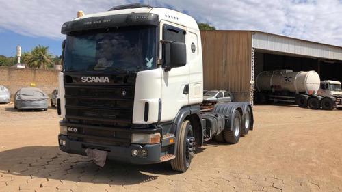 Scania 124 400 124 400