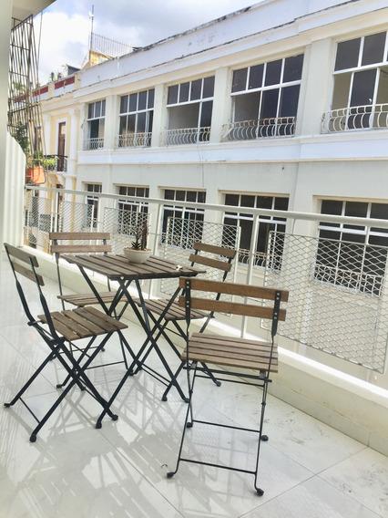 Apartamento Totalmente Amueblado, Zona Colonial