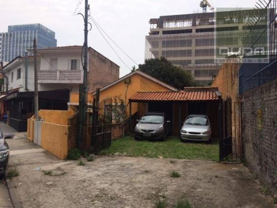 Terreno Residencial À Venda, Vila Olímpia, São Paulo - Te0017. - Te0017