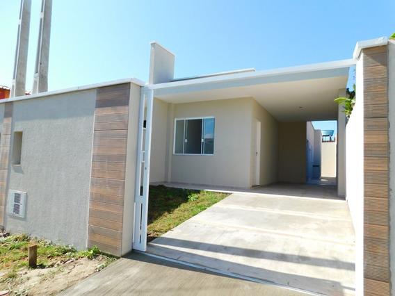 Casa Nova À Venda Na Praia De Peruíbe