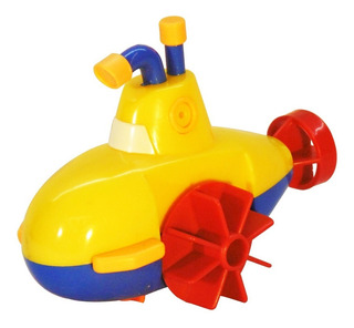 Juguete Para El Baño Submarino A Cuerda Para Bañadera