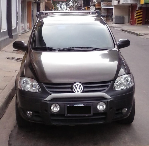 Oferta¡¡ Vw Crossfox 2007 1.6