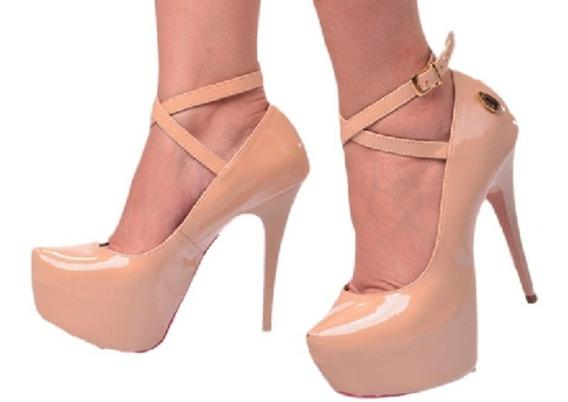 Lindo Sapato Feminino - Estilo Importado M29