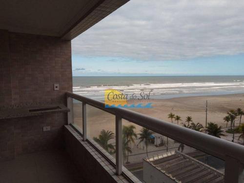 Imagem 1 de 25 de Apartamento Com 2 Dormitórios À Venda, 99 M² Por R$ 493.900,00 - Aviação - Praia Grande/sp - Ap15868