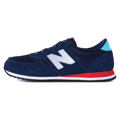 Zapatillas New Balance 420 Azul Hombre - $2.159,00
