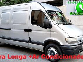 Master Extra Furgão L3h2 2009 +ar Cond.