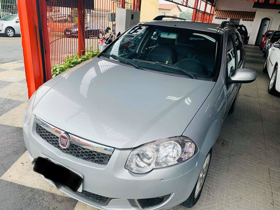 Fiat Palio Weekend 1.4 Attractive Flex 5p 2013