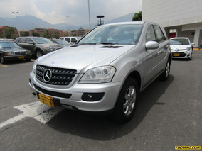 Mercedes Benz Clase Ml 350 Ml350 3.5 At