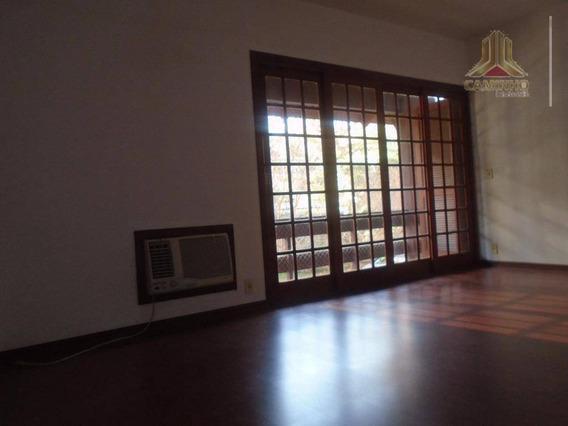 Casa Residencial Para Locação, Petrópolis, Porto Alegre. - Ca0389