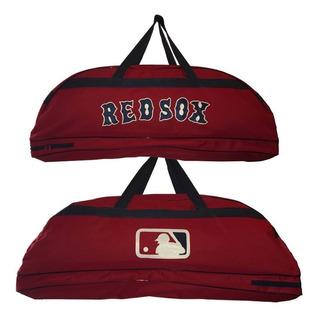 Bonita Batera Mochila De Beisbol Red Sox Rojo Mediana