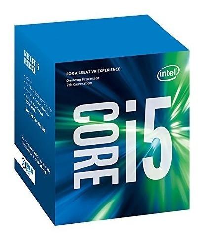 Cpu Intel Core I5-7500 Kabylake S1151 Box
