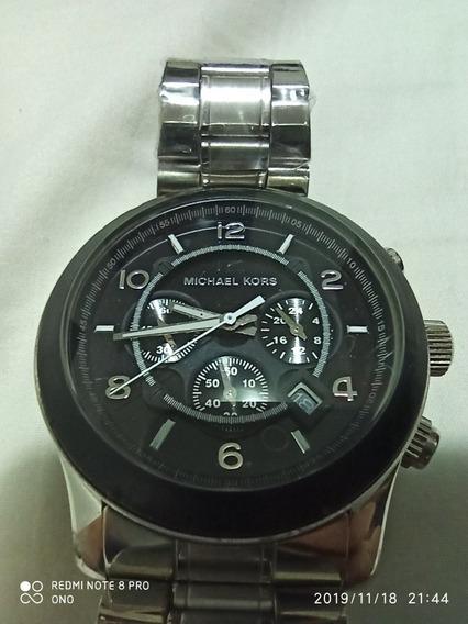 Relógio Michael Kors Mk8107 Masculino Preto