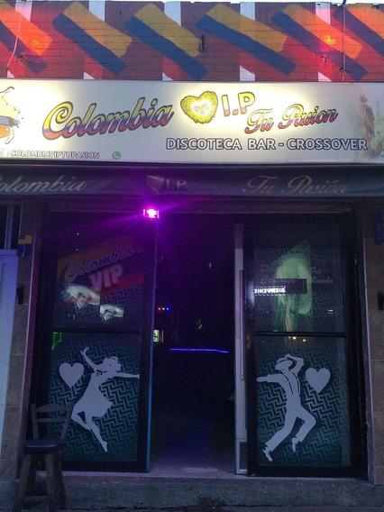 Venta Discoteca Bar Zona Rosa Retrepo