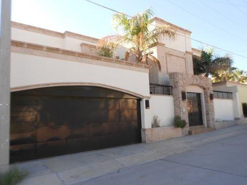 Casa En Renta. Residencial La Paloma. Hermosillo Sonora