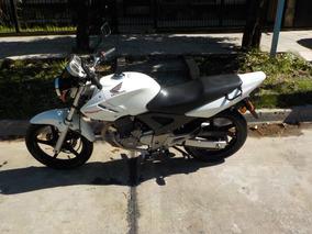 Vendo Honda Twister 250 Blanca