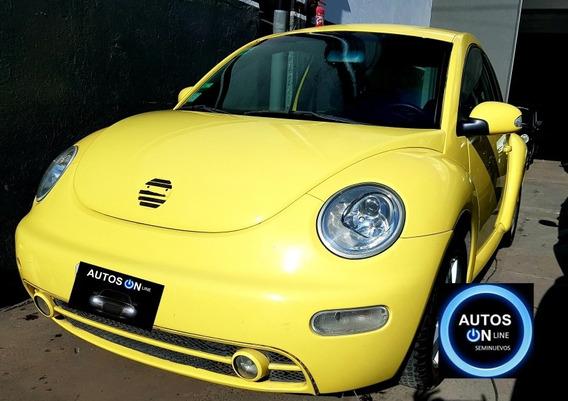 Volkswagen New Beetle 2.0 Cuero 2004