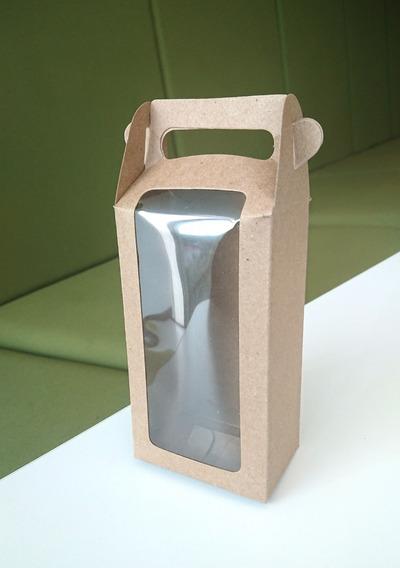 Caja Craft 15*8 Cm Con Ventana De Acetato