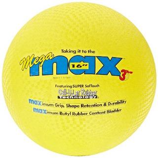 Sportimemax Utility Ball Amarillo 16 Pulgadas