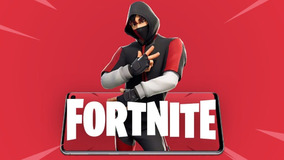 Skin Ikonik Fortnite, Galaxy S10