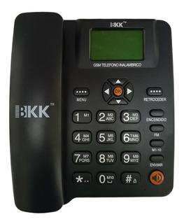 Teléfono De Casa O Rural Bkk Buena Señal Libre De Fabrica