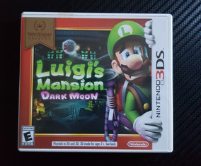 Kit Nintendo 3ds - Luigi