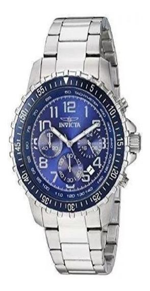 Relógio Masculino Invicta Prata 6621