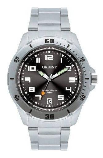 Relogio Orient Mbss1155a G2sx Prata