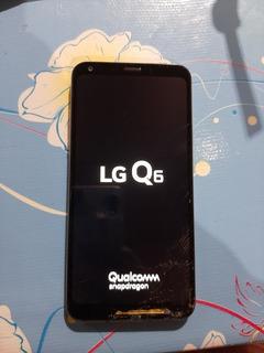 Celular LG Q6 Usado