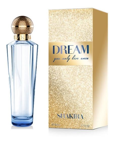 Dream Shakira Perfume Feminino - Eau De Toilette - 30ml