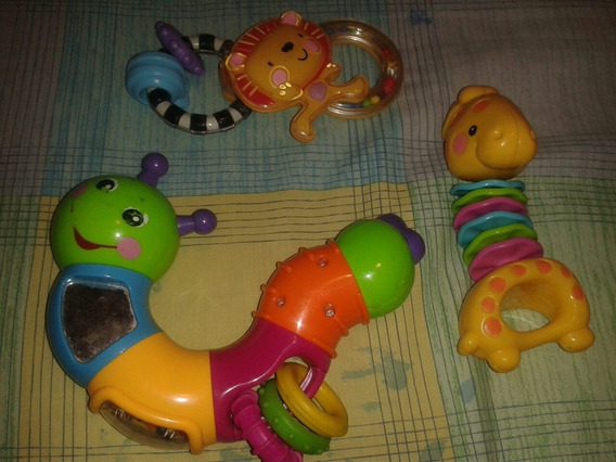 Sonajeros Bebe Fisher Price